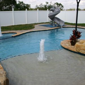 Water Features 355